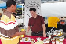 Farmers Markets / Entrepreneurs who create Local and Artisan small food businesses. / by Domenick Celentano
