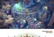 Illustration - Game & UI