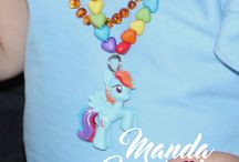 My Little Pony Rainbow Dash Party Inspiration / DIY - Crafting, Baking, Sewing and Party styling