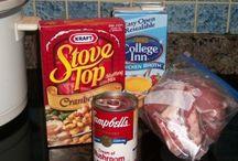 crock pot recipes I need to try!