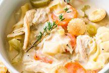 Super Soups / by Bonnie Skubella