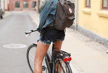 Bike Fashionista / by Sonia Montoya