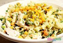 Tavuk Yemekleri / En sevilen menülerden olan tavuk yemekleri baştan başa yenilenen lezzetlerle hizmetinizde. http://www.renkliyemektarifleri.com/yemek-tarifleri/tavuklu-tarifler