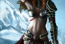 Fantasy : Nation : Norse : Female