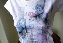 maľovanie - tričká