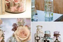 Inspiración vintage / Prendas, Decoración, Arte, todo plagado de detalles Vintage