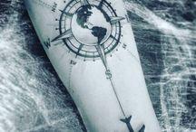 Tatuagem avião