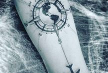 Tattoo - compass