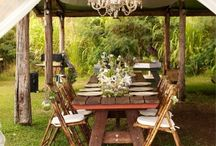 Outdoor living... / by Andrea Hillebrand, IMAGES
