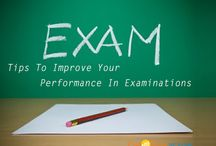 Tips To Improve Your Performance In Examinations