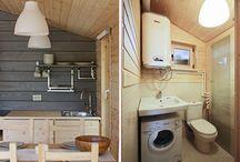 tiny house / tiny houses inspiration