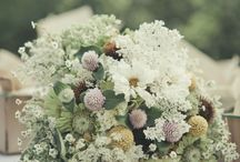 Flowers flowers everywhere!!! / by Kahla Peeler