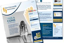 Newsletters / Dr. Danciger offers a wide variety of articles covering all types of foot and ankle conditions.