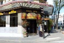 Restaurants / restaurants bistrots traditionnels gastronomiques français étrangers