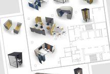 Akustische Raumgliederung. AOS – Akustik Office Systeme.