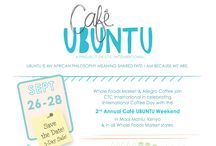 International Coffee Day / Our celebration of International Coffee Day and Café Ubuntu with our friends at CTCInternational / by Allegro Coffee Company