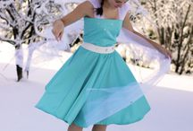 "costume DIY ""frozen"" elsa / by Jaya Pratheesh"