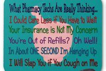 pharmacy tech things / by Lisa Bozeman