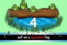 kindergarten videos