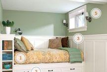 AB's room