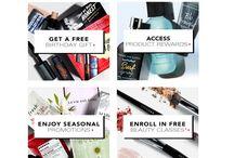 Parfume webdesign