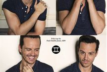 andrew scott, because fvck yeah. ❤