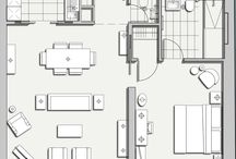 Hotel apartment / Floor plan