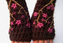 Crochet Arms
