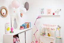 Çocuk oda dekarasyon