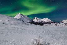 Inspiration: Northern Lights