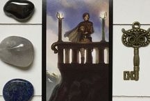 Weekly Tarot Card to Study & Learn / This is the Tarot card to study and learn this week.