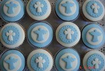 cupcakes bautizo