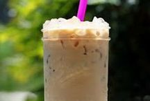coffee iced & juice