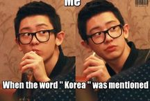 kpop things / It's about korean things :)
