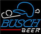 Busch Neon Beer Signs & Lights
