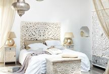 chambre style oriental