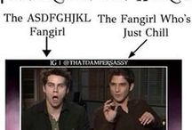 Fangirl be likes