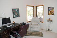 Craftsman Home Office Design