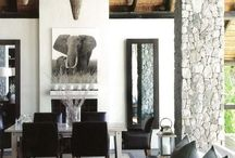 Decor African chic