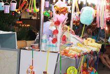 Explosión de colores  / Las ferias y fiestas de nuestros pueblos malagueños son cuanto menos coloridas y alegres!