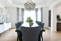 Dining room and nooks