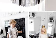 First Birthdays / First birthday party decor, inspiration, and more!
