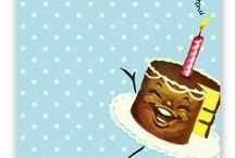 classic birthday / by Kathryn Grady