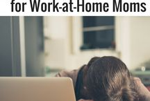 working moms. / Practical tips & tricks for working moms to stay productive and sane while juggling work and family.
