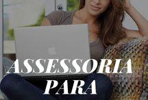 Assessoria para blogueiras