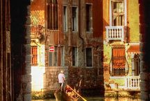 Venice / I love Venice. To walk and get lost and find new wonders during every visit. To pause at winebars and sample delicious cicchettis.