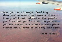 •Travel