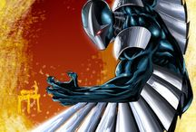 COMICS ● DARKHAWK