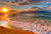 I'd rather be at the beach... / by Yvonne Pasqualone