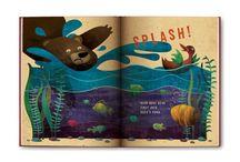 Book Illustration/Design / The wonderful world of book illustration and design.